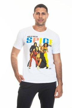 T-shirt Spice Girls - Masculina