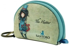 Porta Moedas - The Hatter - Gorjuss