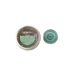 Cera / Wax Finnabair Art Alchemy Metallique - Mint Sparkle (Menta)