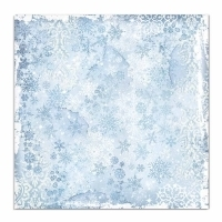 "Papel 30.5x30.5cm (12""x12"")  - Winter Tales Frames na internet"