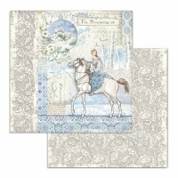 "Papel 30.5x30.5cm (12""x12"")  - Winter Tales Horse"