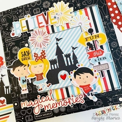 Say Cheese 4 - Die Cuts - Simple Stories na internet