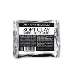 Paper Clay - Soft Clay Branco - Stamperia