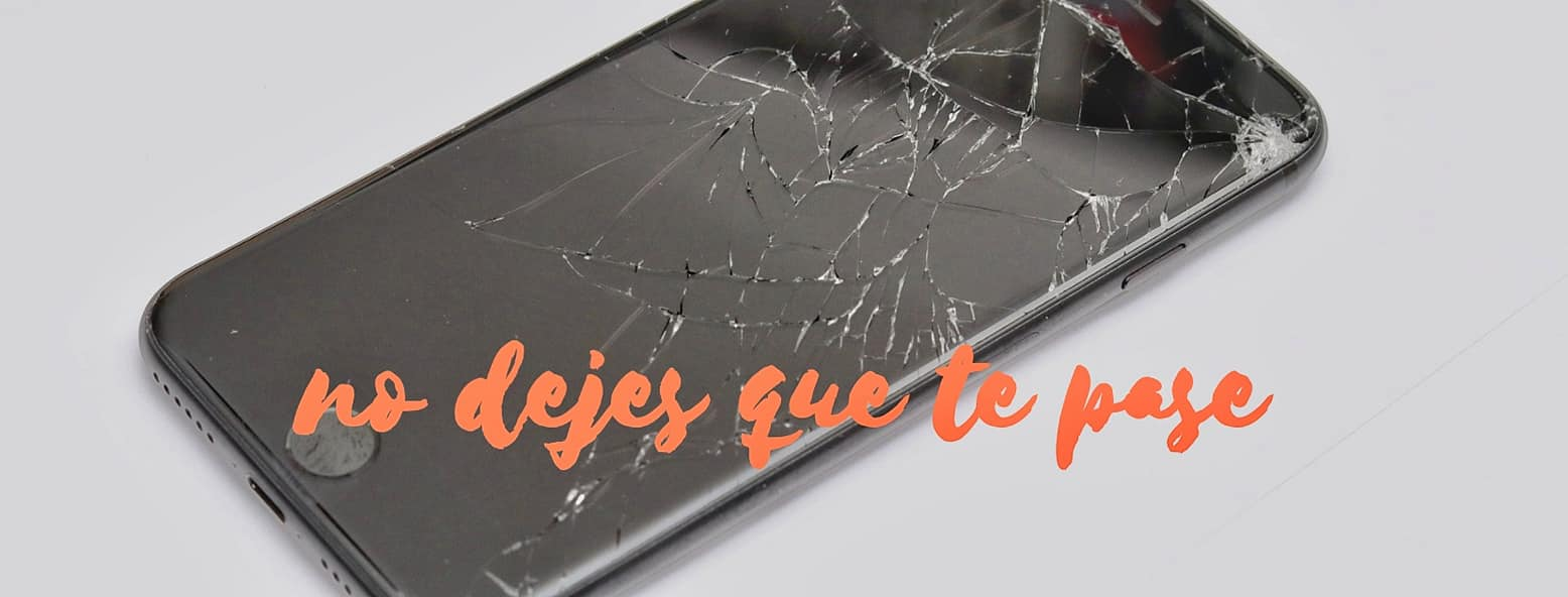 Funda Iphone 6/6s glitter - Tecnofun Accesorios
