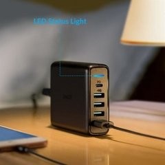 ANKER - 5-Port USB Power Port 1 (Adaptador de tomada) na internet