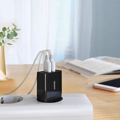ANKER - 2-Port USB Wall Charger (Adaptador de tomada) preto na internet