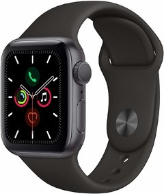 - Apple Watch Series 5 44mm - preto - MWVF2