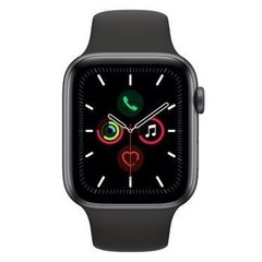 - Apple Watch Series 5 44mm - preto - MWVF2 - comprar online