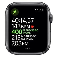 - Apple Watch Series 5 44mm - preto - MWVF2 - IBlack Store Maringá Ltda