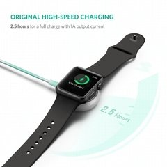 UGREEN - Carregador Magnetico MFI 1m - Apple Watch - comprar online