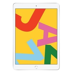 iPad 7 10,2p. 128GB Prata Wifi - MW782BZ/A na internet