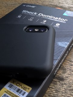 X-ONE Case Shock Dominator 3.0 iPhone X/XS 5.8 - comprar online
