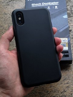 Imagem do X-ONE Case Shock Dominator 3.0 iPhone X/XS 5.8