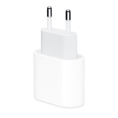 APPLE - 18W USB-C Power Adaptador de tomada MU7Y2BZ/A