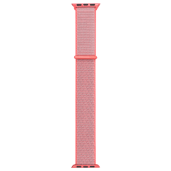 IWILL - Pulseira Loop Nylon Apple Watch 38/40mm Pink - comprar online