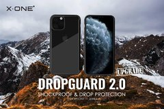 X-ONE Case Dropguard 2.0 iPhone 11 Pro na internet
