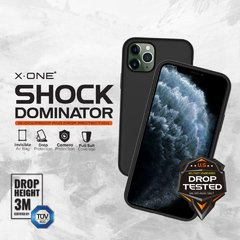 X-ONE Case Shock Dominator 3.0 iPhone 11 Pro Max - IBlack Store Maringá Ltda