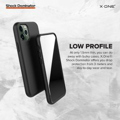 X-ONE Case Shock Dominator 3.0 iPhone 11 Pro Max - comprar online