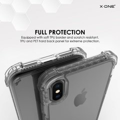 X-ONE Case iPhone X/XS Dropguard Pro na internet