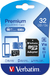 DIGITAL CARD VERBATIM 44083 MICRO SDHC 32 GB CLASS 10