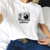 T-SHIRT CAMISETA FEMININA MANGA CURTA CAPTURE MOMENTS