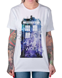 Camiseta Bad Wolf na internet