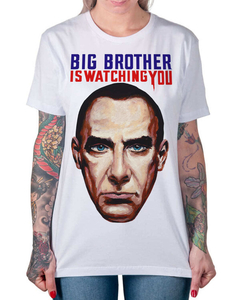 Camiseta Big-Brother na internet
