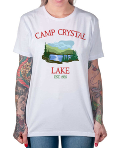 Camiseta Crystal Camp na internet