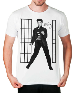 Camiseta Elvis Jail na internet