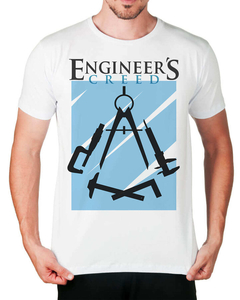 Camiseta Engineers Creed - comprar online