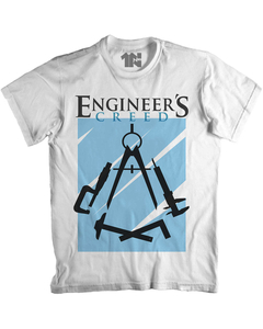 Camiseta Engineers Creed