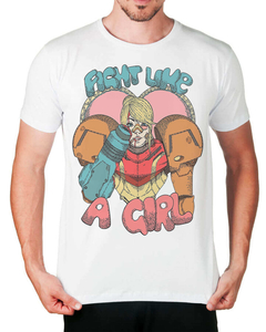 Camiseta FLaG Samus na internet
