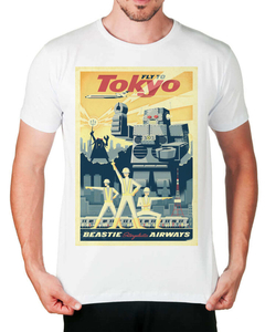 Camiseta Fly To Tokyo - comprar online