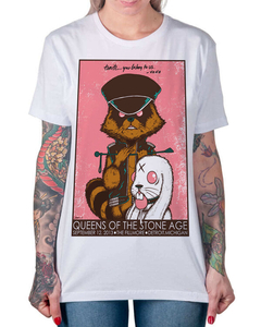 Camiseta Furry Tonite - comprar online