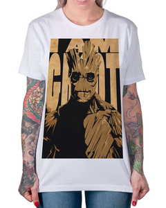 Camiseta I am Groot na internet