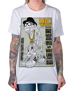 Camiseta MC Battle na internet