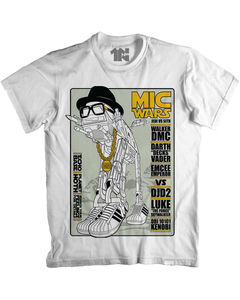 Camiseta MC Battle