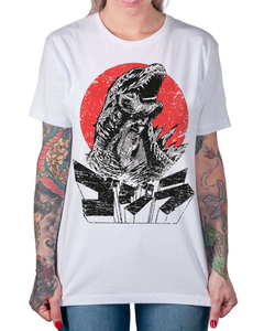 Camiseta Monstro Japonês na internet