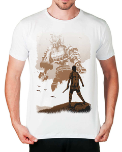 Camiseta Shadow of the Colossus - comprar online