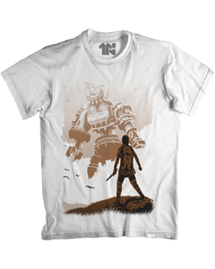 Camiseta Shadow of the Colossus