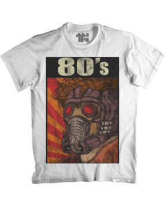 Camiseta Star Lord 80's
