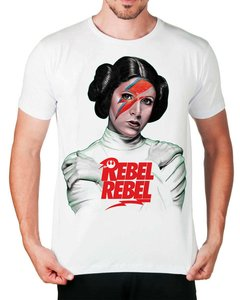 Camiseta Leia Rebel Rebel na internet