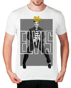Camiseta The King - comprar online