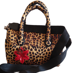 Cartera Ana Animal Print