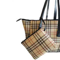 Tote Nadia Burberry - comprar online