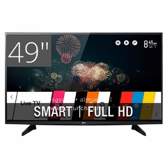"LG LED SMART 49"" LJ5500 FULL HD"