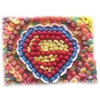 Tabla Rectangular EXTRA GRANDE 40x30 SUPERMAN