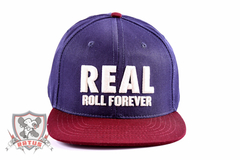 Boné Real Roll Navy