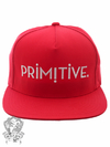 Boné Snapback Primitive Red I