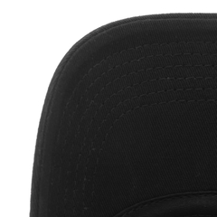 Boné Diamond Aba Curva Dad Hat Micro Brilliant Black - Ratus Skate Shop